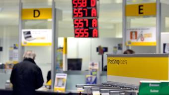 An acht Standorten im Aargau ist die Überprüfung der Postfilialen noch nicht abgeschlossen.
