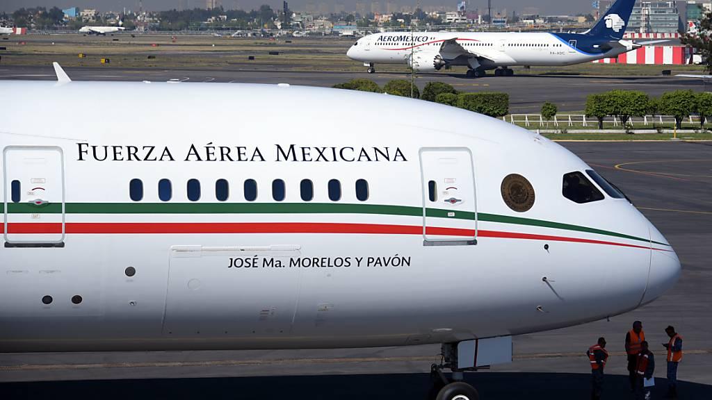 Verkauf von Mexikos Präsidentenflugzeug vorerst gescheitert