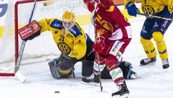 Für den HCD den Sieg gestohlen: Goalie Anders Lindbäck.