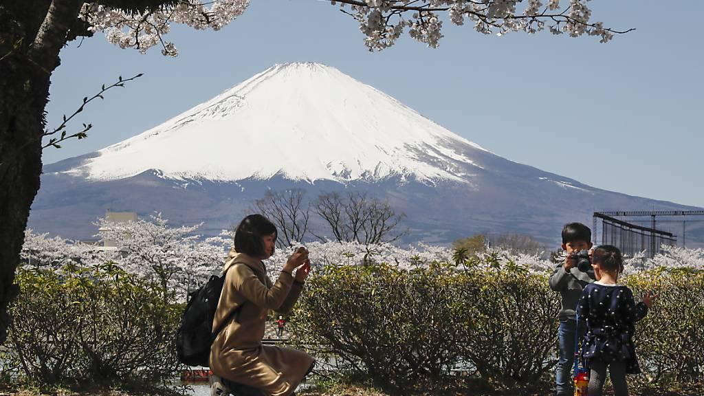 Japan und Singapur kurbeln Tourismus mit Staatszuschüssen an