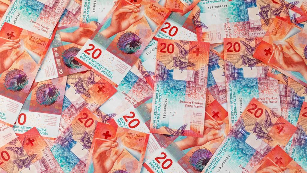 Erstmals seit 2015 kostet Euro über 1,16 Fr.