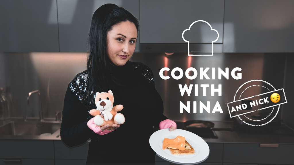Cooking with Nina (and Nick)