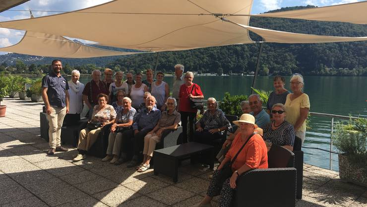 Seniorenferien in Ponte Tresa der Ref. Kirche Seon
