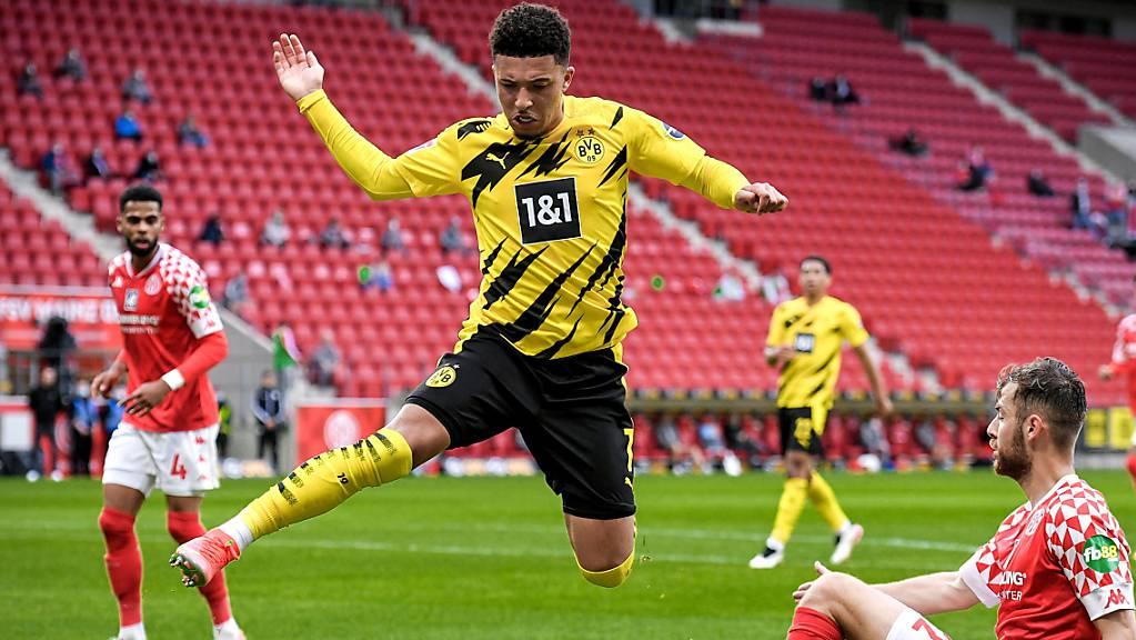 Jadon Sancho verlässt Borussia Dortmund Richtung Manchester