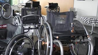 Küschall Rollstuhlproduzent in Witterswil