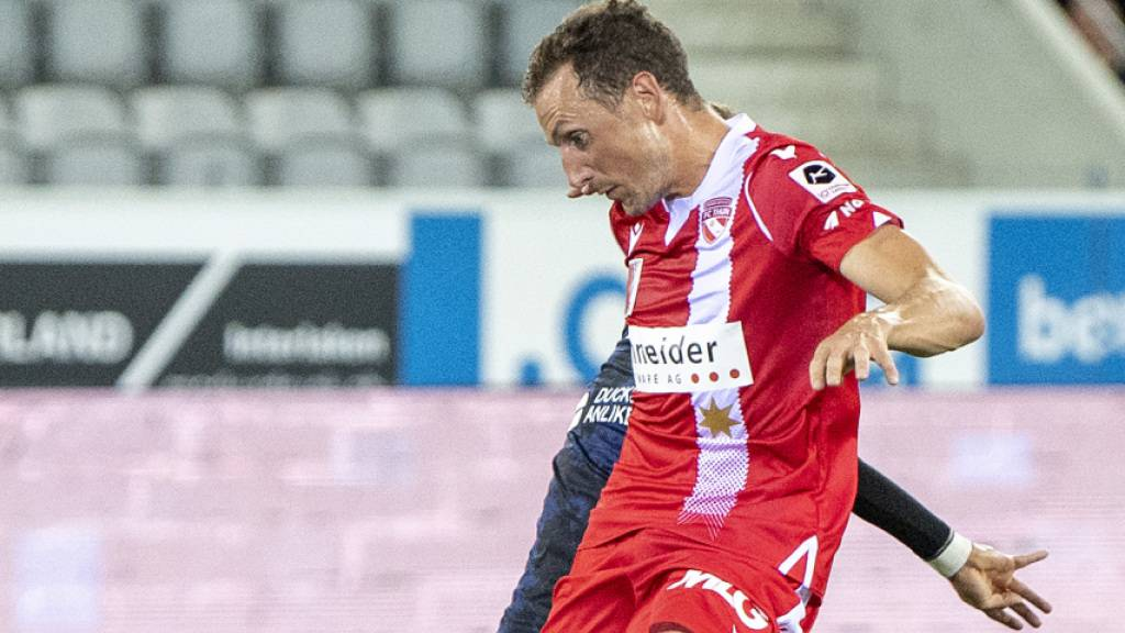 Alexander Gerndt traf zweimal vom Penaltypunkt
