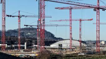 Die Bau- und Zonenordnung (BZO) entscheidet, wo was wie gebaut oder umgebaut werden darf. (Symbolbild)