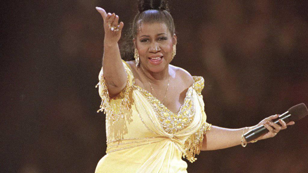 Die Kleider der verstorbenen Soulsängerin Aretha Franklin sollen bald versteigert werden. (Archivbild)