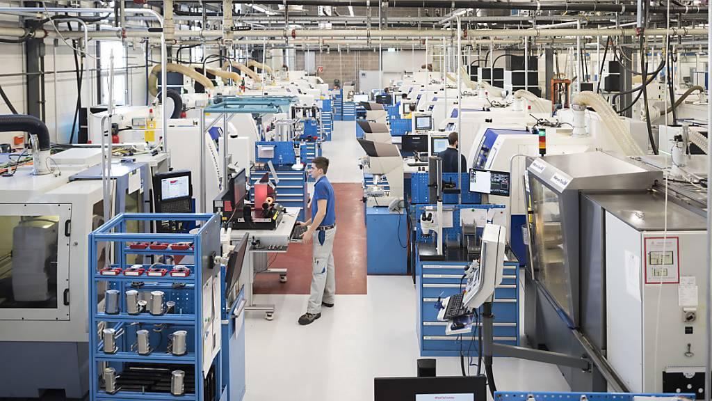Mikron baut Arbeitsplätze im Tessin und in Deutschland ab