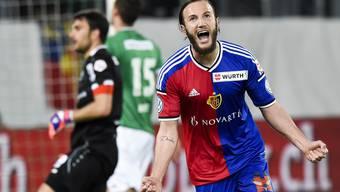 Halbfinal Schweizer Cup: FC Basel gegen FC St. Gallen