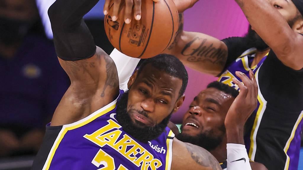Los Angeles Lakers erstmals seit 2010 im NBA-Final