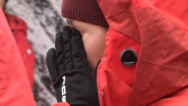 Tränen bei Wendy Holdener nach Slalom-Absage