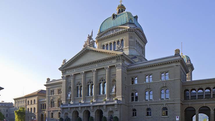 Der Staat (Symbolbild), das Bundeshaus in Bern