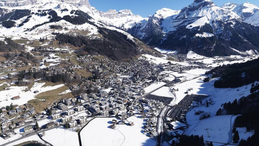 Immer weniger Schneetage in der Schweiz