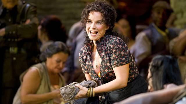 Selbstzweifel: Opernstar Elina Garanca als Carmen (Archiv)