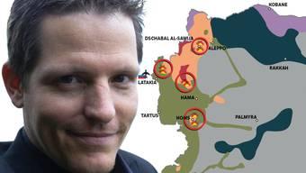 Prof. Dr. Jean-Marc Rickli ist Professor für Sicherheitspolitik und Konfliktforschung am Kings-College in London: «Der Westen hat sein Gesicht schon verloren.»
