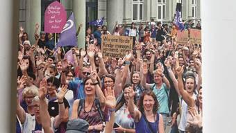 Die Frauen stehen im Mittelpunkt der Neujahrsblätter 2021.