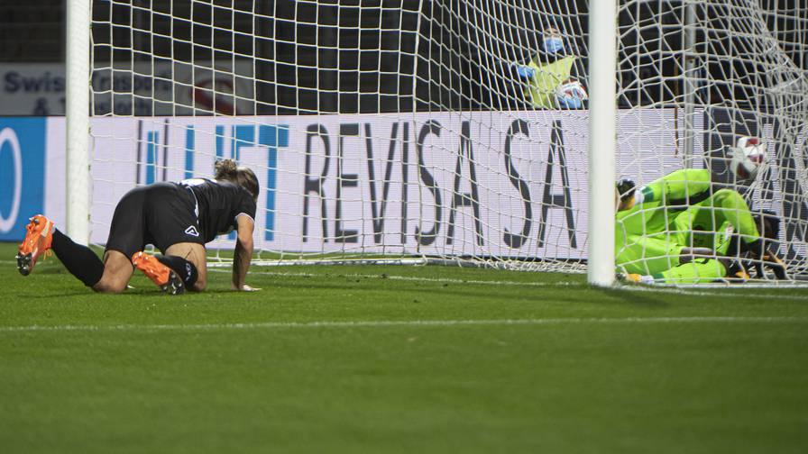 Die Espen kassieren gegen Lugano mit 0:1 die erste Niederlage