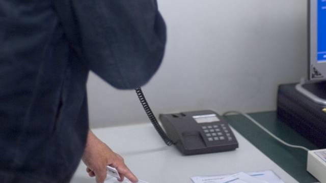 In der Grenchner Sportszene hat man hie und da Jemand falsches am Telefon.