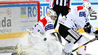 Eishockey, Swiss League, 14. Runde, Ticino Rockets - EHC Olten  (22. Oktober 2019)