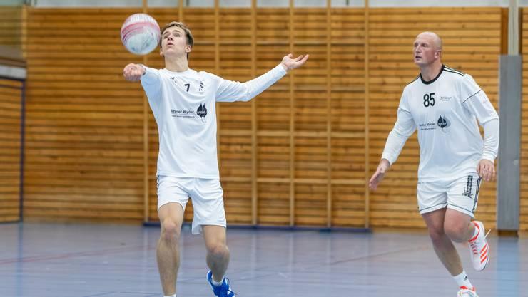 STV Oberentfelden hat sich mit neun Siegen in zehn Partien für das Final-4-Turnier qualifiziert.