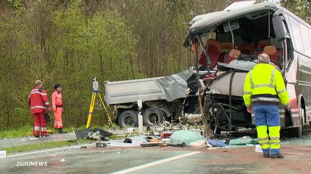 Chauffeur verhindert Frontalcrash