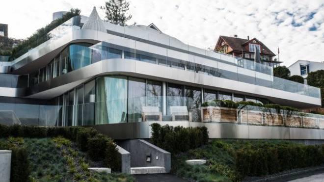 Im Prachtbau «The Residence» werden die Federers 500 Quadratmeter auf zwei Stockwerken bewohnen. Foto: Jiri Reiner