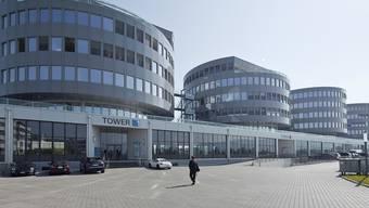 Bürogebäude von Tranocean in Steinhausen bei Zug