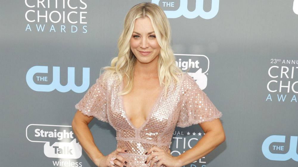 Kaley Cuoco spielt in «The Man From Toronto» mit
