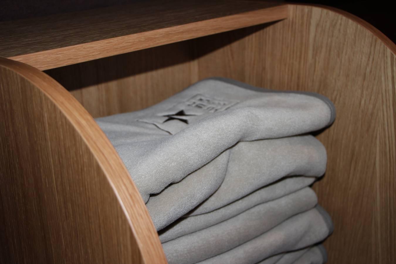 Decken, falls es zu kalt wird (© FM1Today)