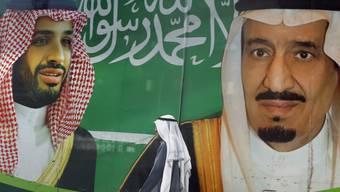 Das Königshaus Al Saud in Saudi-Arabien muss die Sparschraube wegen des niedrigen Erdölpreises und aufgrund der Coronavirus-Krise weiter anziehen. (Archivbild)