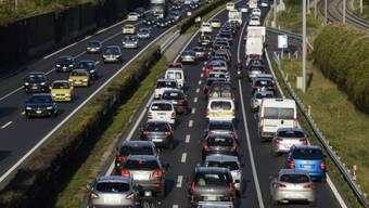 Engpässe auf den Nationalstrassen sollen beseitigt werden