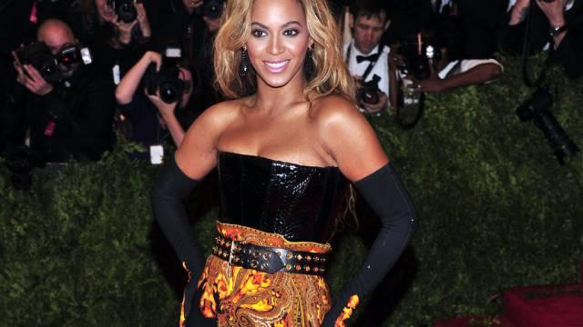 US-Sängerin Beyoncé im Mai in New York