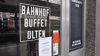 Rundgang im Bahnhof Olten