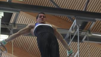 Trainiert bis zu 22 Stunden pro Woche: Philipp Siegrist aus Wettingen. patricia hager
