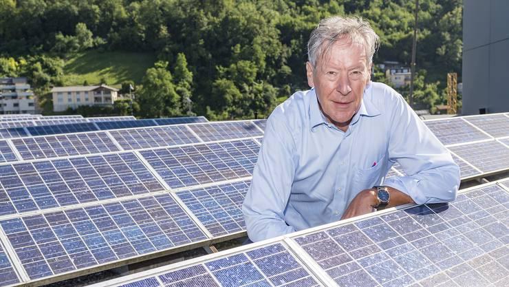 Urs Steiner war CEO der Elektra Baselland.