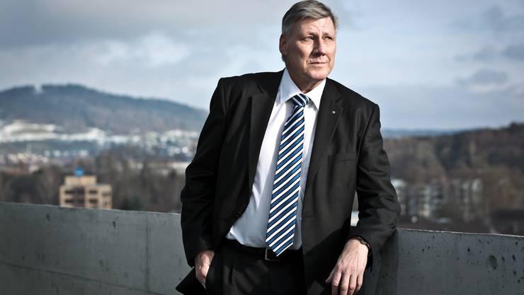 Statthalter Adrian Leimgrübler.