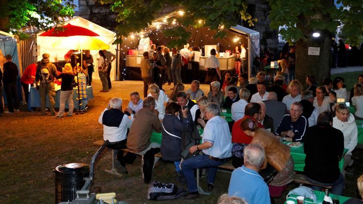 2500 Menschen haben sich vergangene Woche die Solothurner Sommerfilme angesehen.