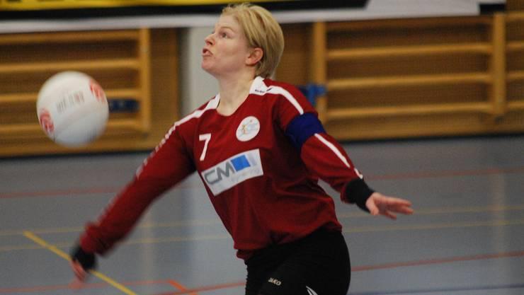 Simone Estermann und ihr Team konnten den Fehlstart mit zwei Siegen ausbügeln. Archiv/Dietiker