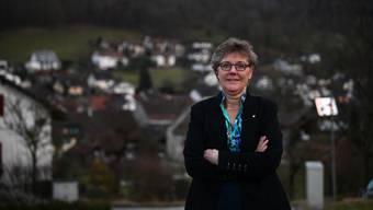 Die Erschwiler Gemeindepräsidentin Susanne Koch steht dem Dorf im Schwarzbubenland seit 20 Jahren vor. Im kommenden Herbst möchte sie für die Solothurner CVP in den Nationalrat einziehen.