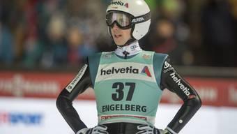 21 Monate ohne Podestplatz im Weltcup: Kann Simon Ammann beim einzigen Schweizer Weltcupevent in Engelberg über sich hinauswachsen?