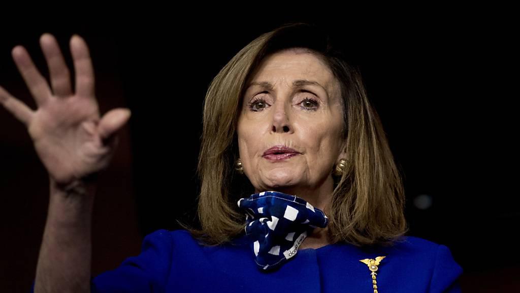 USA ringen um neues Corona-Hilfspaket - Pelosi spricht von Notfall