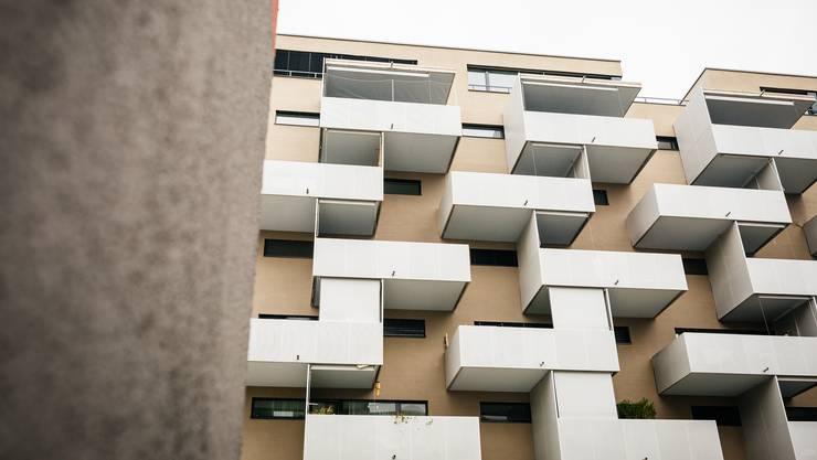 Obwohl die Bautätigkeit in den vergangenen Jahren sehr hoch war, verharrt die Leerwohnungsquote auf einem Allzeittief.