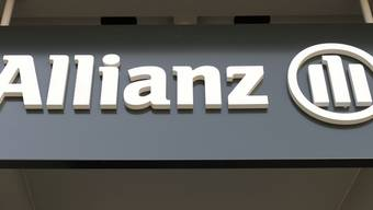 Das Logo der Allianz Suisse in Wallisellen (Archivbild).
