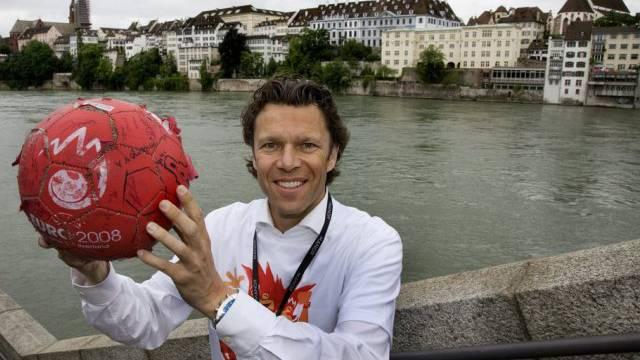 Ex-Schiri Urs Meier wird wieder Vater (Archivbild)