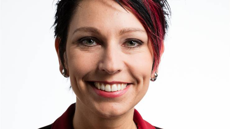 SVP-Nationalrätin Sandra Sollberger (45).
