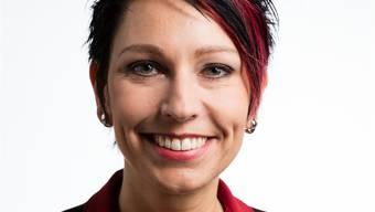 SVP-Nationalrätin Sandra Sollberger (45).