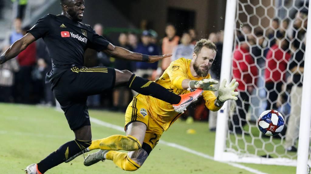 Keeper Stefan Frei hat mit den Seattle Sounders zum dritten Mal in den letzten vier Jahren den MLS-Final erreicht