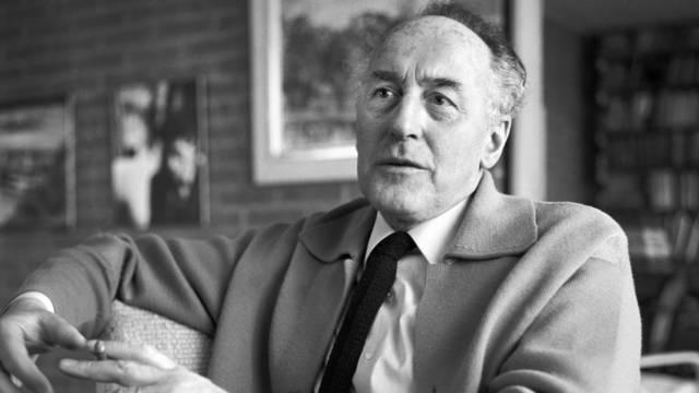 Bruno Giacometti im Jahr 1968. (Archiv)