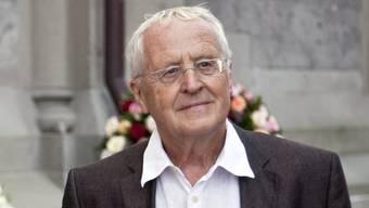 Der Zürcher Schriftsteller Peter Zeindler